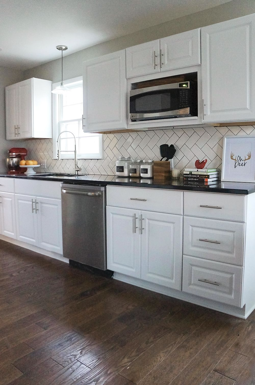 Before And After: A 1960s Kitchen Makeover