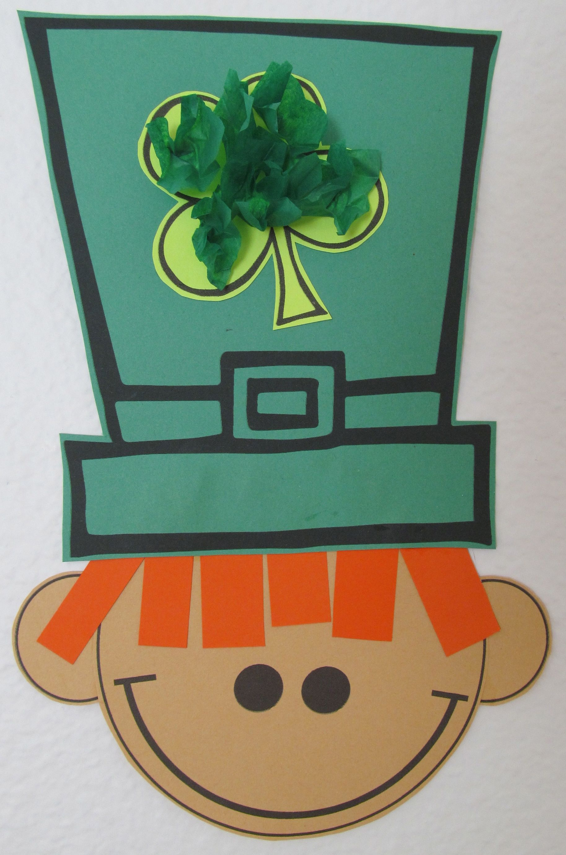 St Patrick S Day Activities