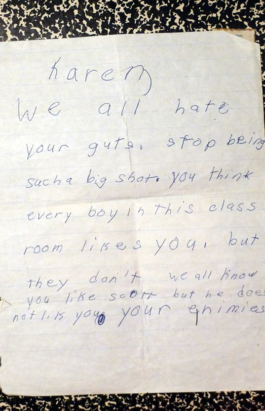 Yo Big Mama letter!