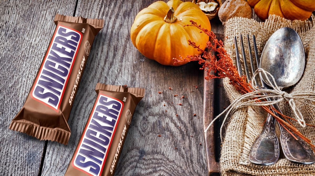 Snickers | Secret Santa | Pinterest