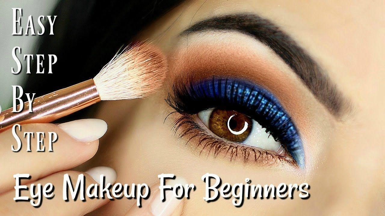Beginner eye makeup tips tricks how to make brown eyes