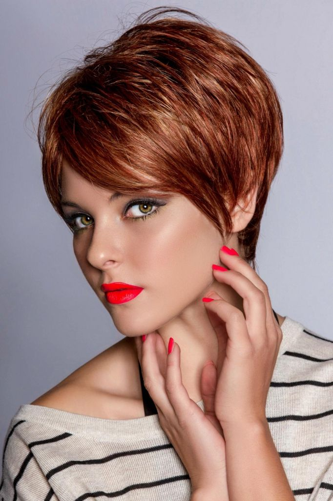 Kinder kurzhaarfrisuren 2016 pixie - Kurzhaarfrisuren pinterest ...