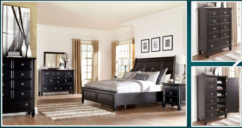 Greensburg-Bedroom-Ashley-Furniture Bedroom by FurnitureCart