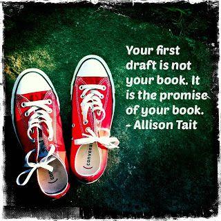 First draft | Allison Tait