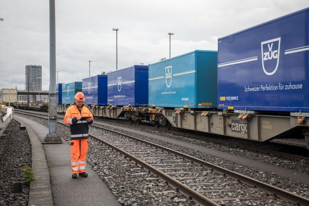 SBB Cargo ÖBB Rail Cargo Group PJM und Mercitalia Rail