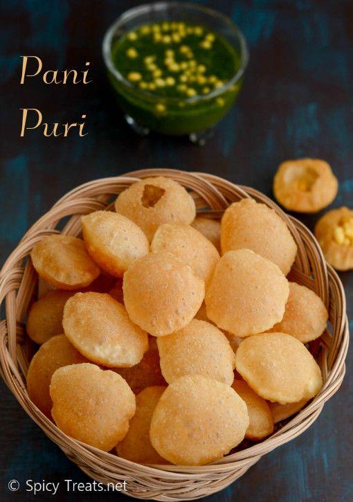 Spicy treats pani puri recipe golgappa recipe how to make puris spicy treats pani puri recipe golgappa recipe how to make puris for pani forumfinder Choice Image