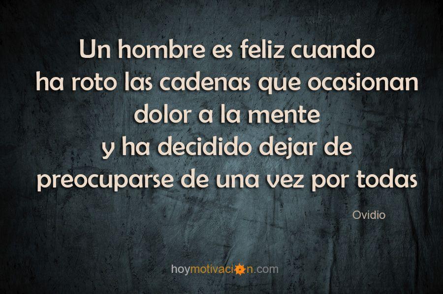 Ovidio Frases De Felicidad Hoymotivacioncom