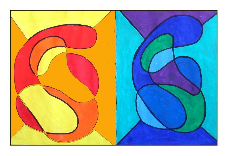 Freds I Calids5 Colores Calidos Y Frios Dibujos Con Colores Calidos Dibujos Calidos Y Frios