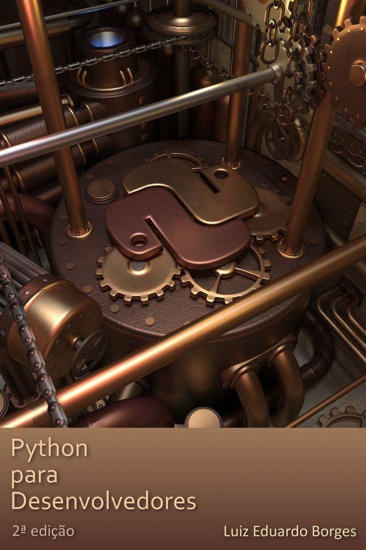 Livro de programação Python. Integra do link: http://andersonmedeiros.com/livro-python-para-desenvolvedores/