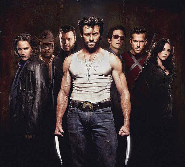 X Men Origins Wolverine Pictures Rotten Tomatoes Lynn Collins Wolverine Hugh Jackman Hugh Jackman