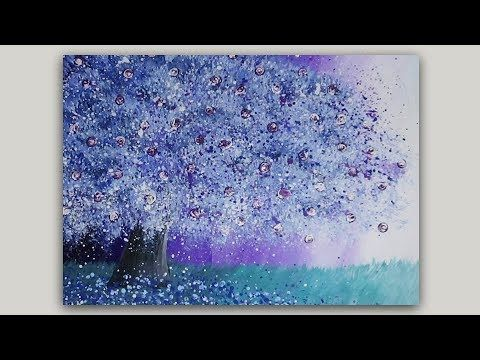 Small Canvas Paintings Acrylics Abstract Landscape