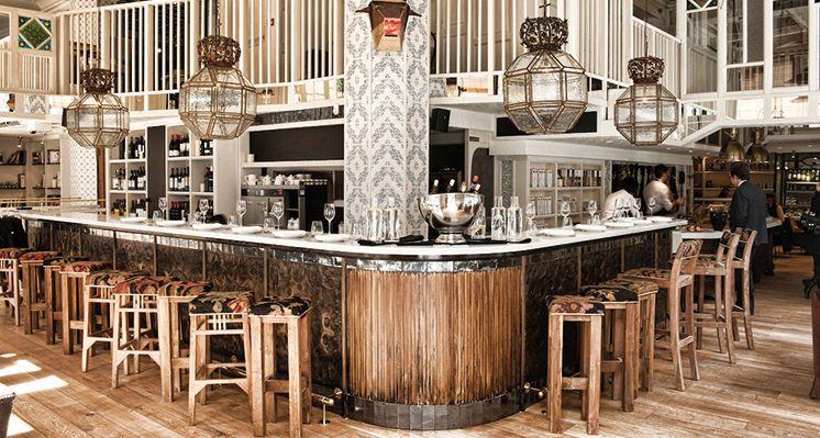 Iberica Restaurant 195 Great Portland Street London W1w 5ps