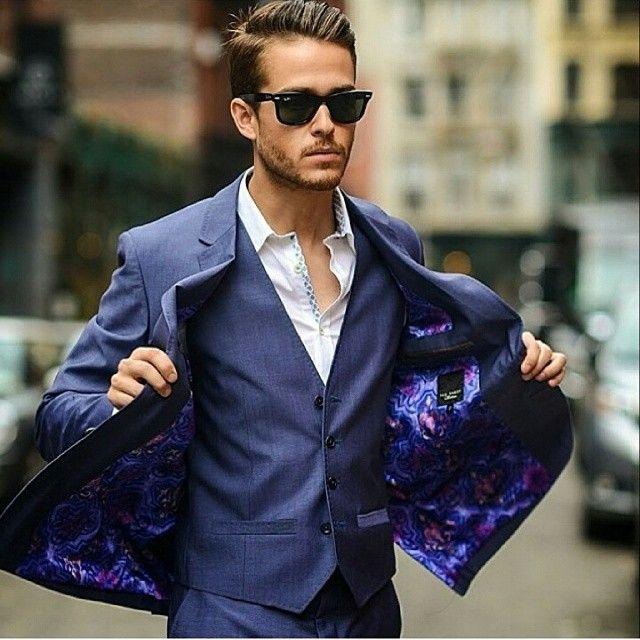 модные мужчины со всего мира фото догадывался, что судьба
