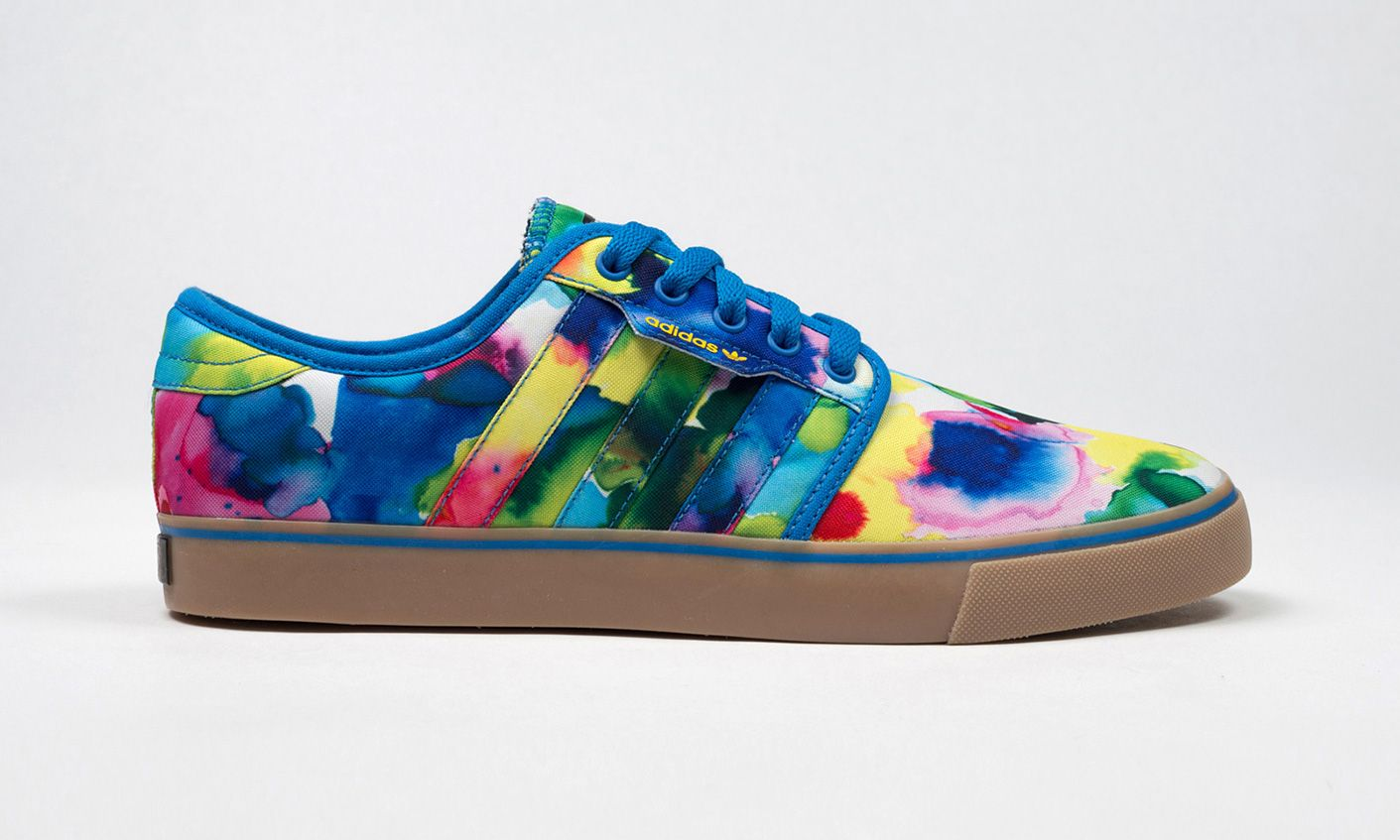 low priced ad556 4f7a6 adidas and HVW8 have announced the release of new artwork on Seely and Adi- Ease styles from Kevin Lyons and Jean André.