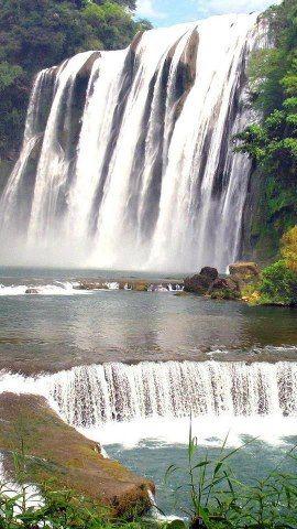 Huang Guo Shu Waterfall, Guizhou Province, China