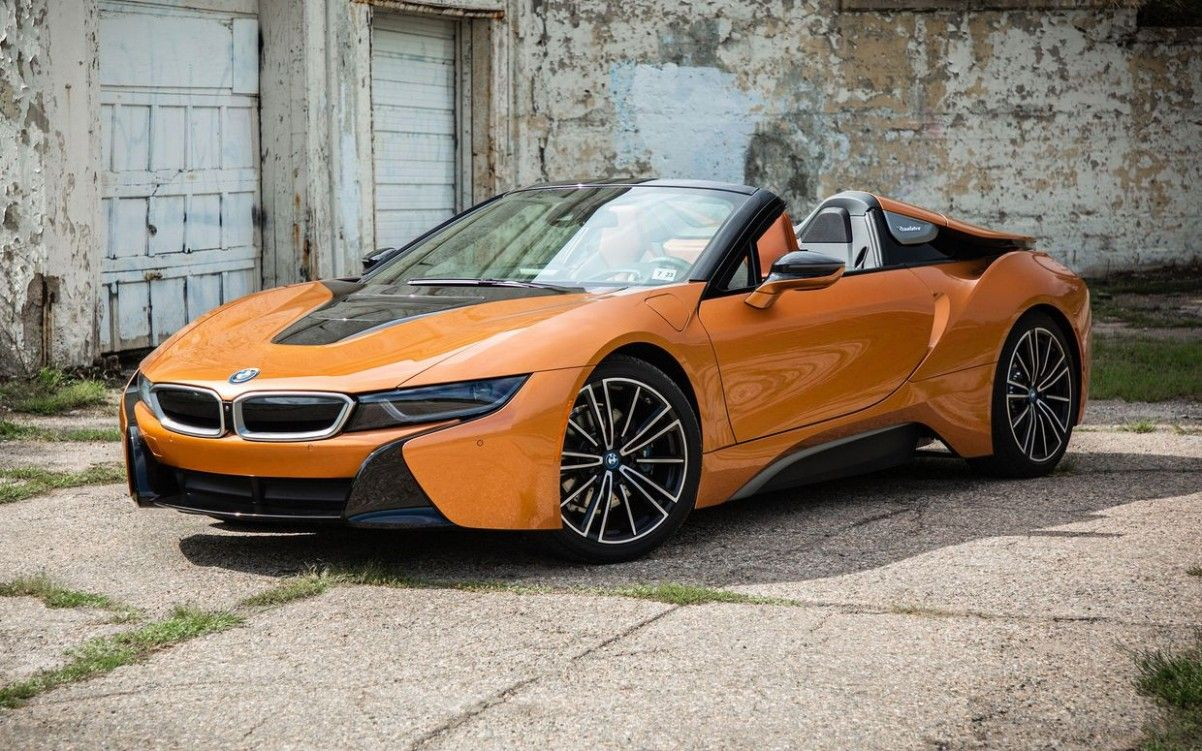 2020 Bmw I8 060 Bmw i8, Bmw, Roadsters