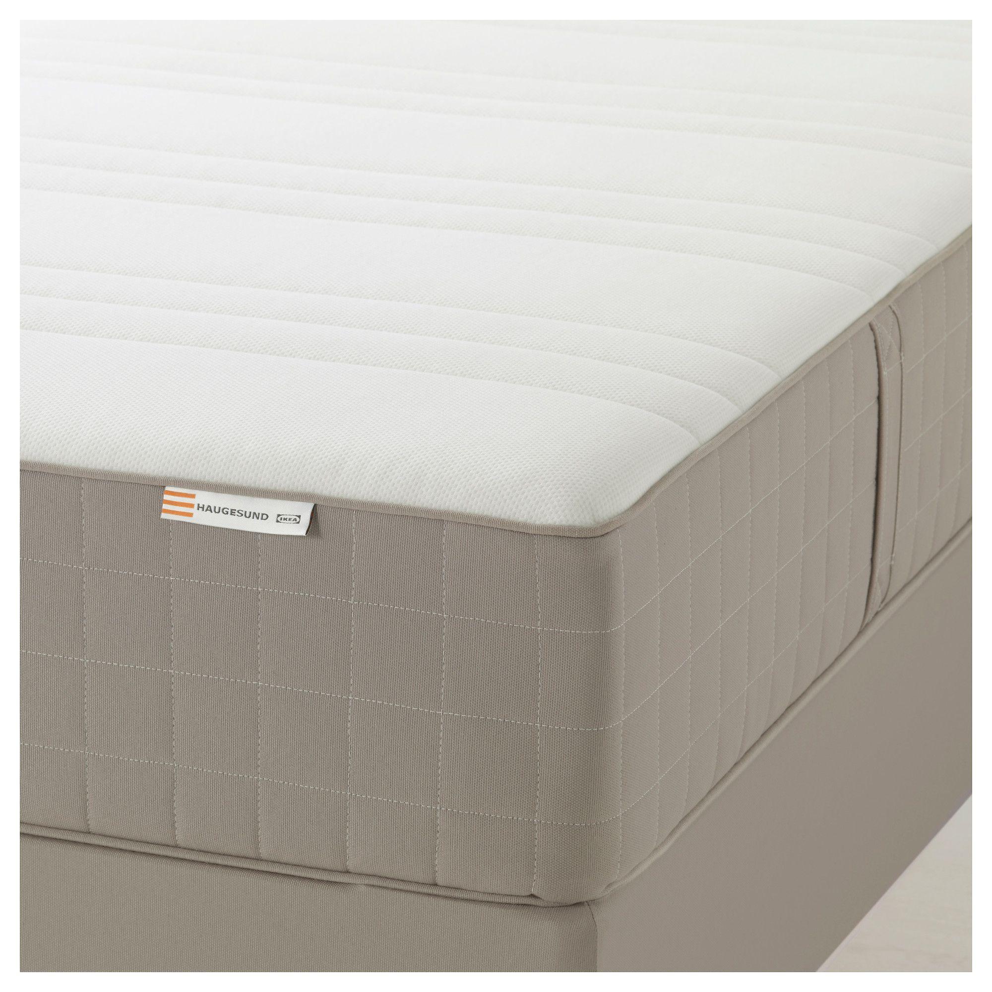 ikea haugesund spring mattress firm dark beige mattressfirm