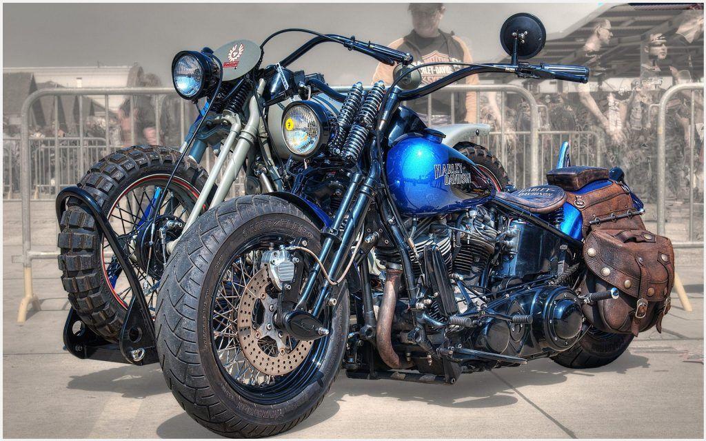 Harley Davidson Bike Wallpaper 2 Download Hd
