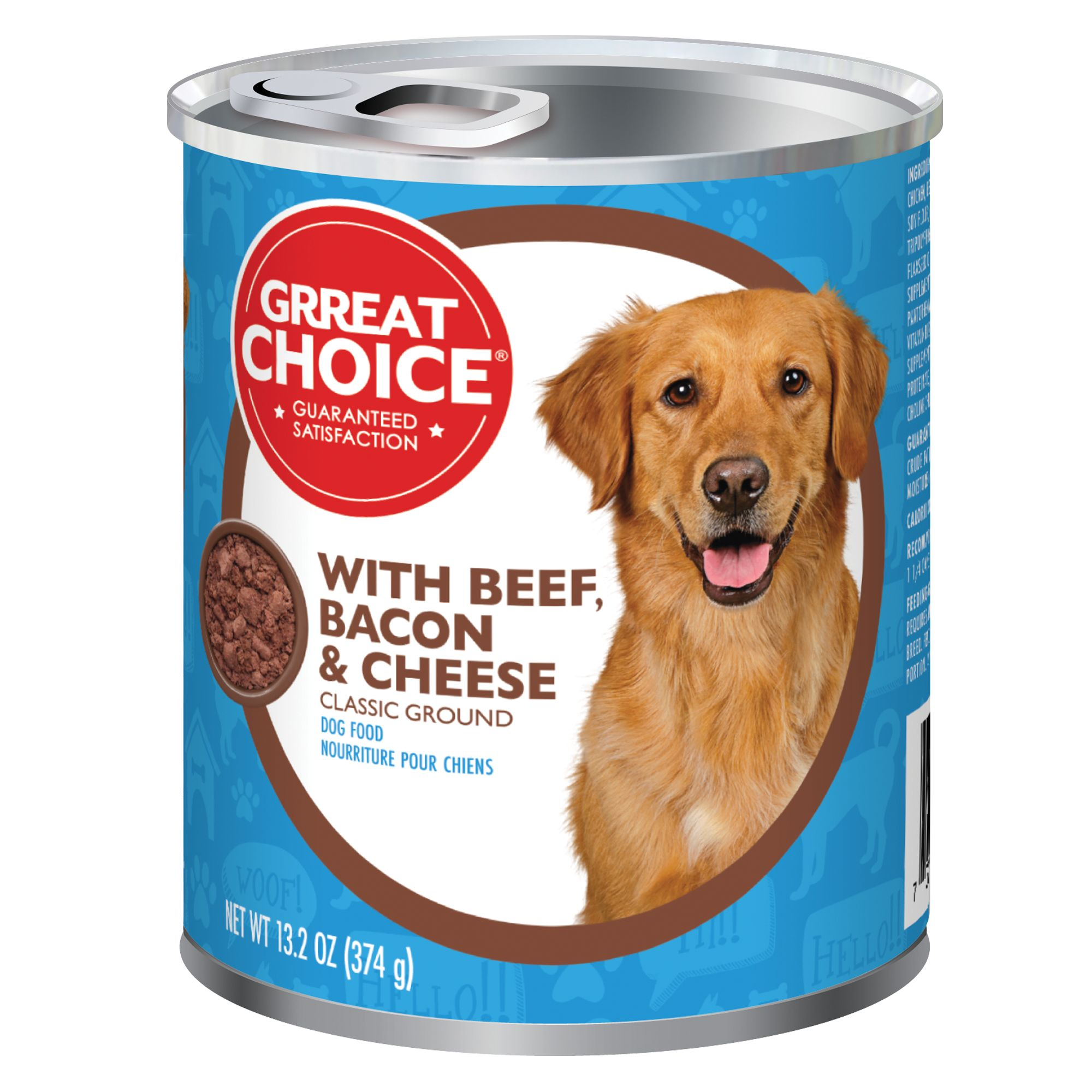 Great Choice Classic Ground Dinner Adult Dog Food Size 13 2 Oz