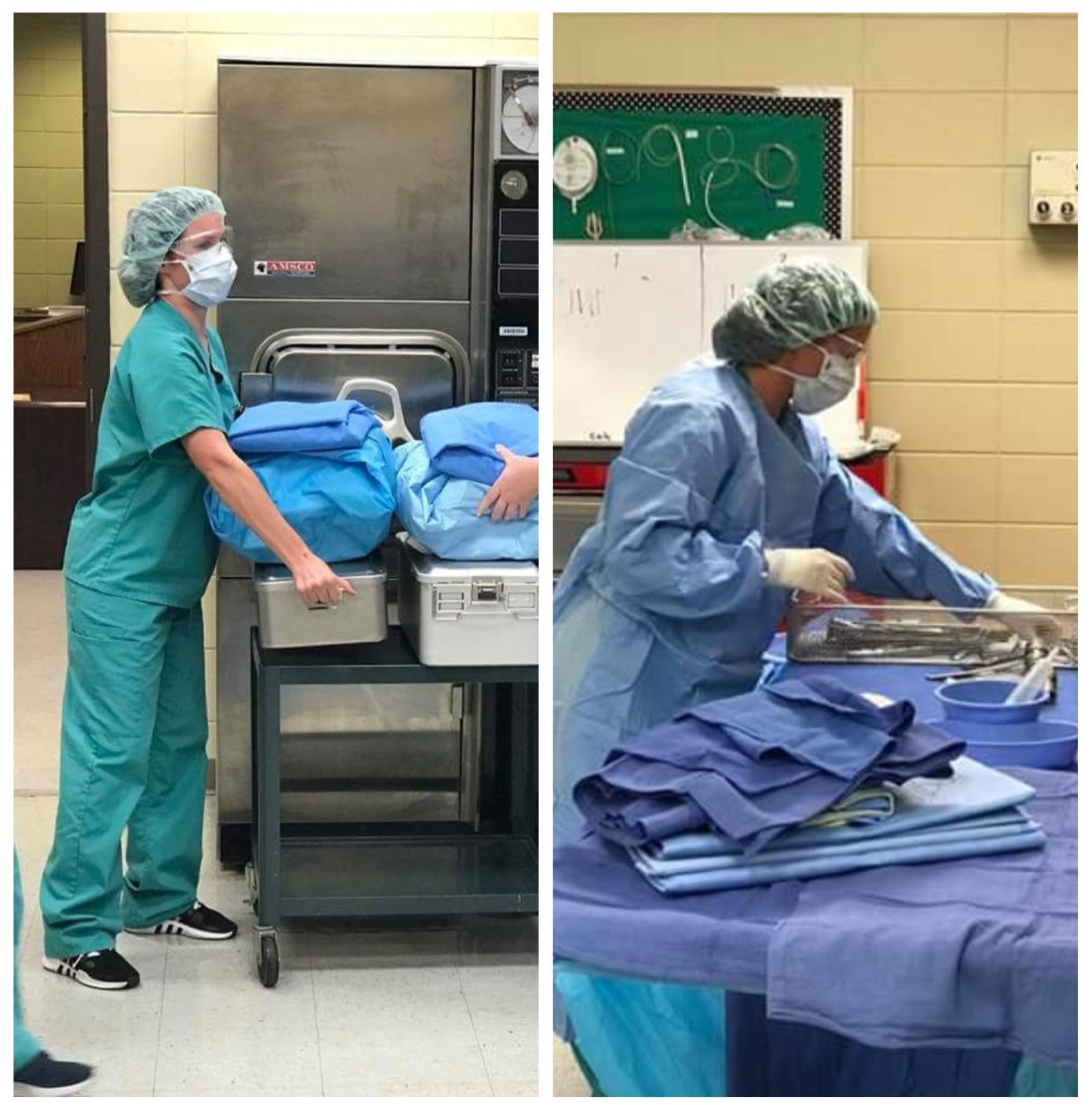 Getting Equipment Setting Up My Back Table Field For Gen Surg Operating Room Nurse Humor Operating Room Nurse Surgical Technologist
