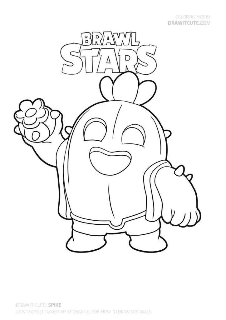 Pin Na Doske Draw It Cute Coloring Pages