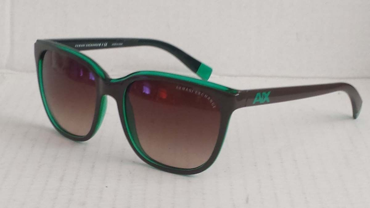 Armani Exchange A|X women sunglasses AX 4031 brown (NO TAGS) NEW ...