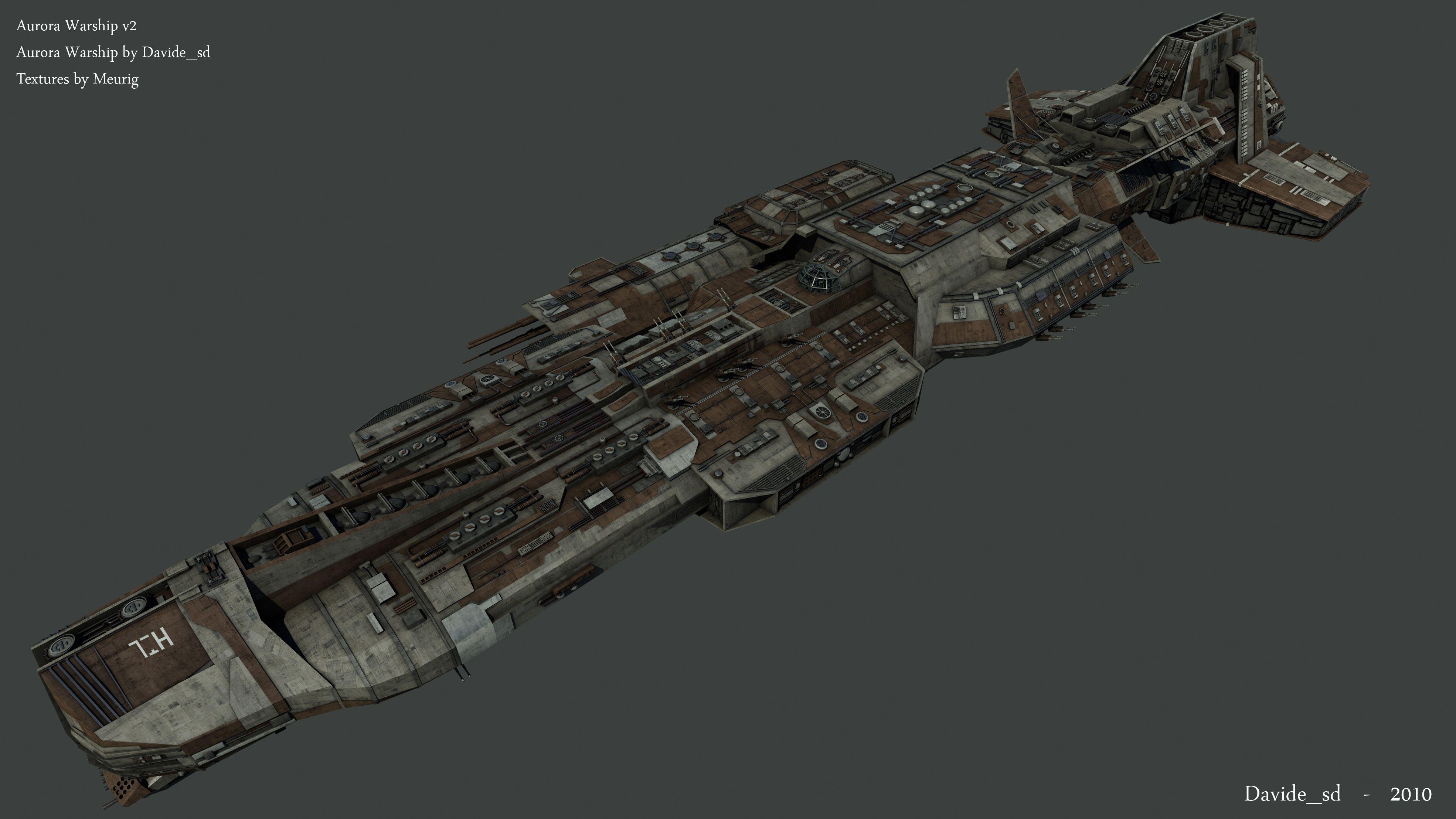 Stargate Raumschiffe Größenvergleich
