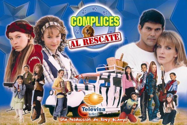 Cómplices Al Rescate (Mexico 2001) - Belinda, Daniela Luján, Fabián Chávez, Laura Flores, Francisco Gattorno, Cecilia Gabriela