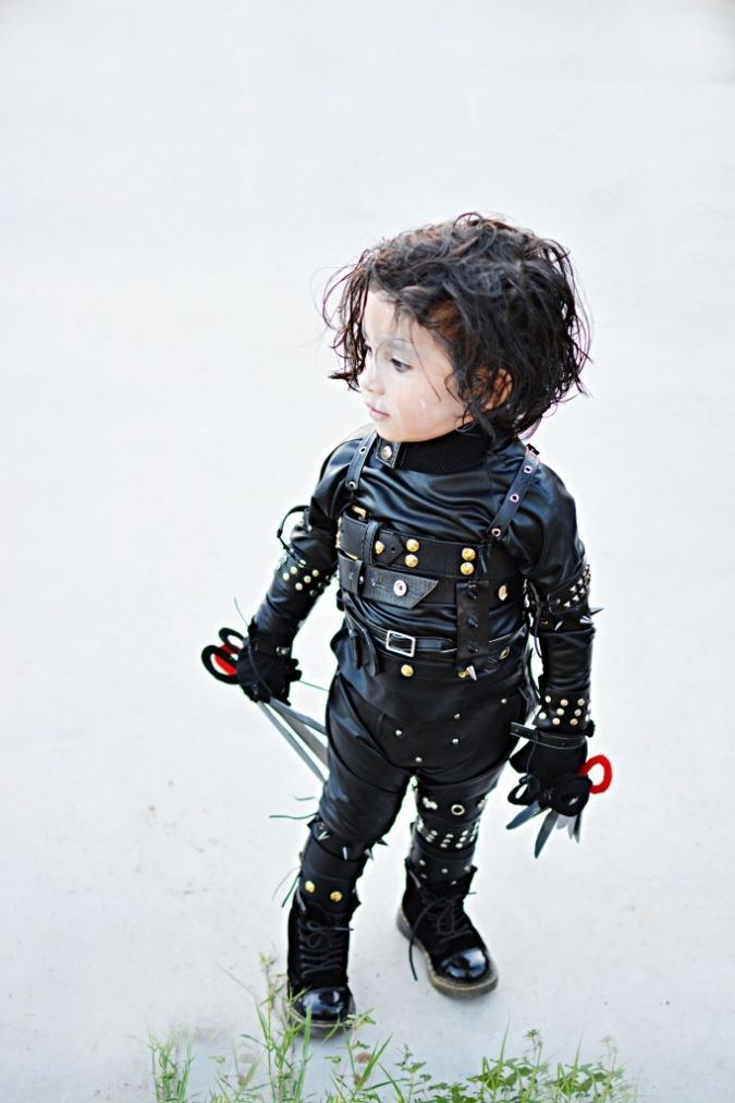Nice DIY Halloween Costume How To From MichaelsMakers Little Inspiration
