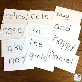 Photo of 5 Noun Lessons You Need to Teach in 1st Grade – Part 1