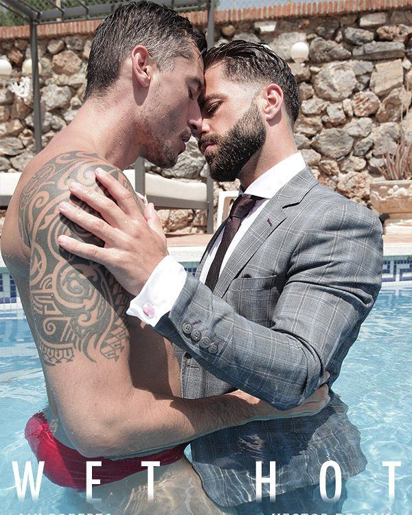 jay roberts hector de silva gay video