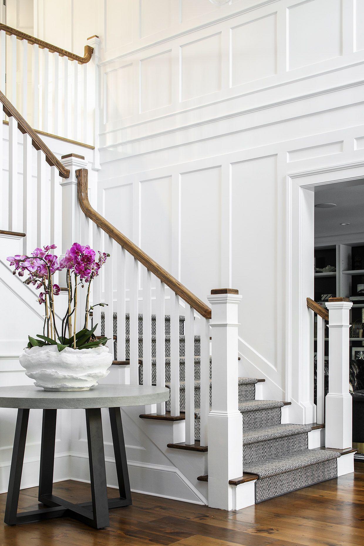 Stairway Entryway Ideas