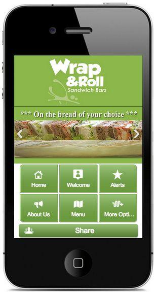 Warp & Roll #mobilewebsite #design #mobile #marketingmobile #mobilemarketing