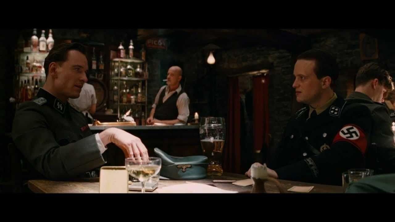Inglourious Basterds - Pub Scene - Full HD | EUROPE ...