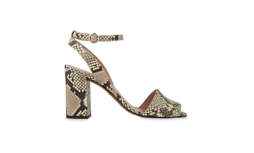 e99f64f398f Hedda Velvet Block Heel Sandal
