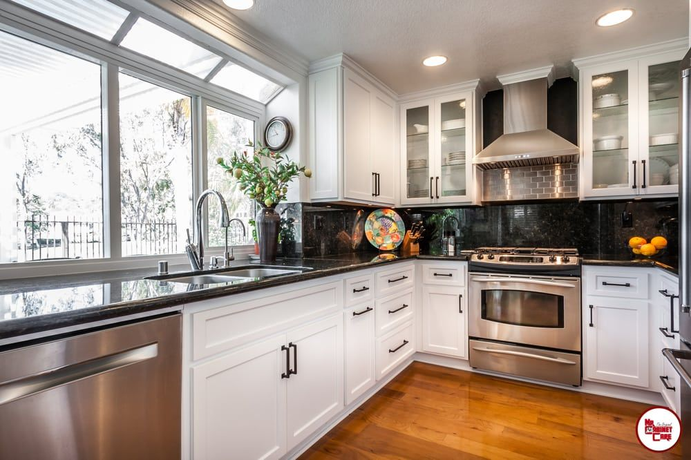 Kitchen Cabinetry Refacing In Rancho Santa Margarita Ca Www Mrcabinetcare Com Yelp Kitchen Cabinet Remodel Kitchen Remodel Cabinet