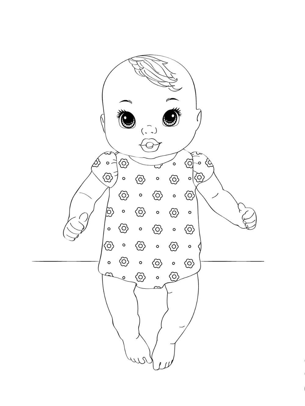 Baby Alive Coloring Pages Free Coloring Pages Baby Alive Pixar Cars Birthday