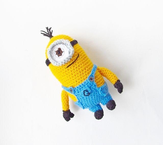 Amigurumi Despicable Me Minion | Pinterest
