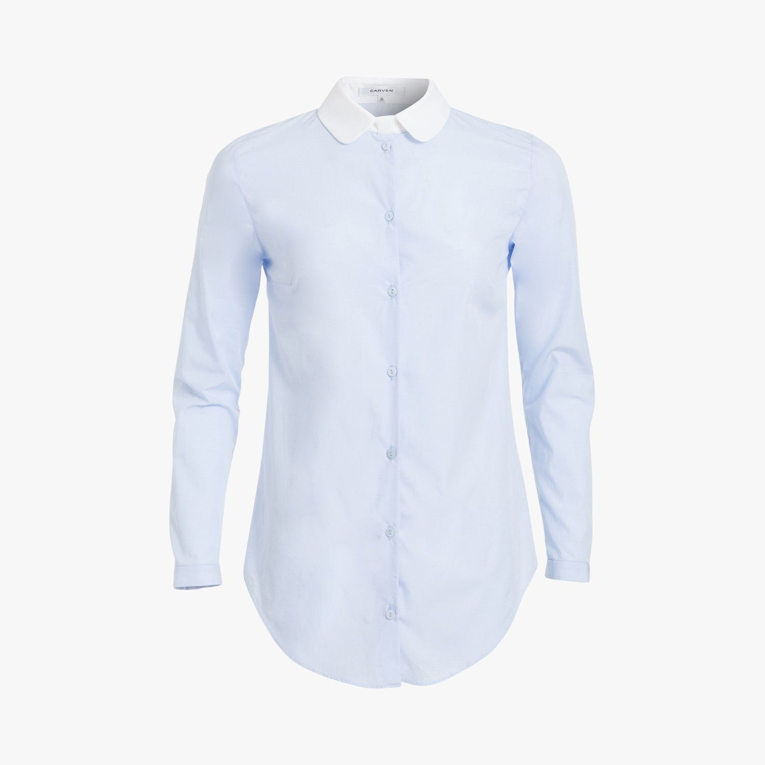 Chemise col claudine - Carven  14f436d459a
