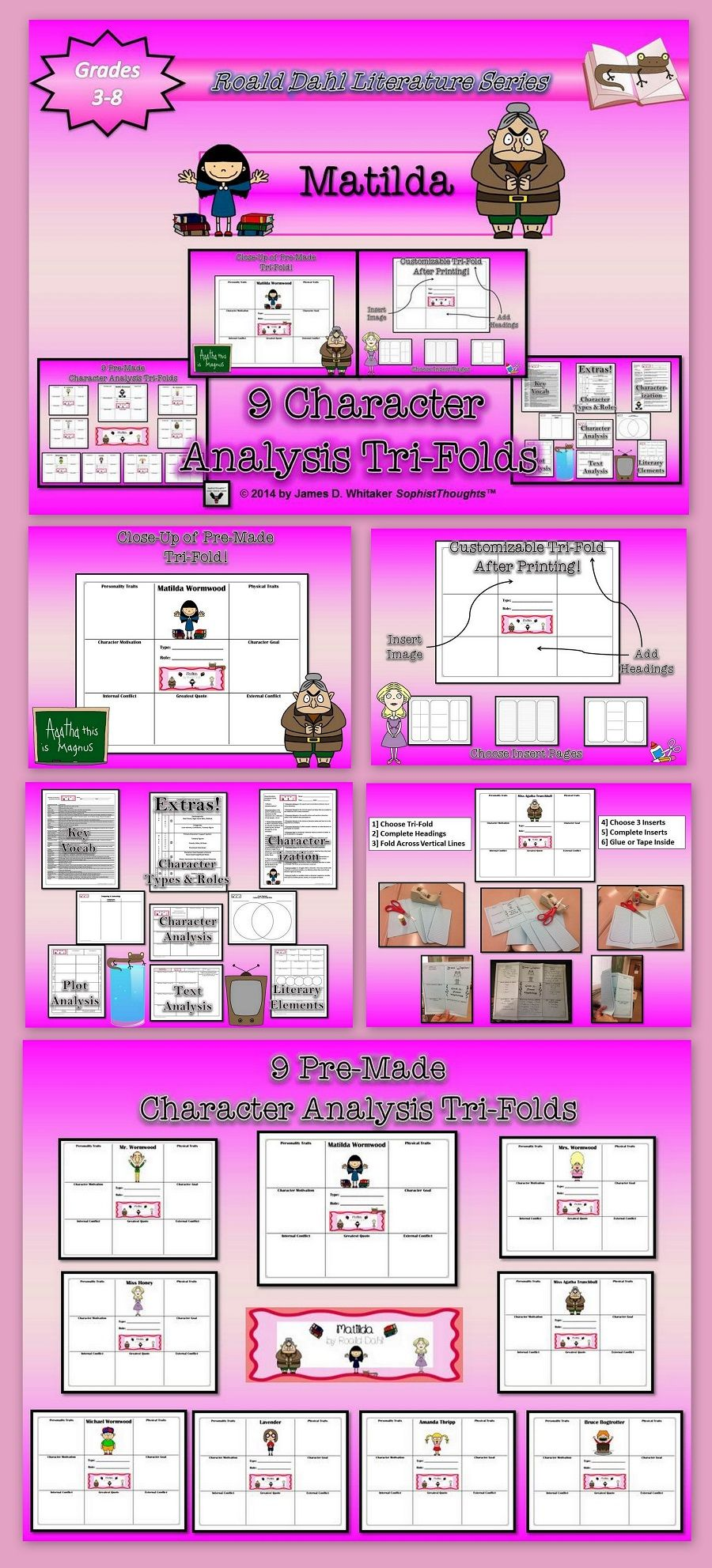 film analysis matilda Matilda film studies this sow is designed to be used in conjunction with the film of matilda worksheets have been designed to build on students current knowledge of ch.