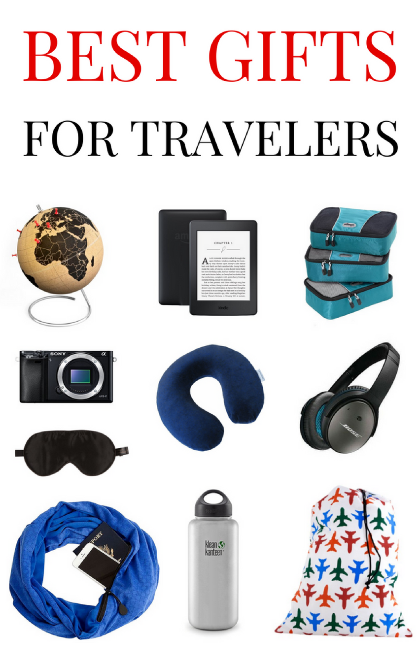 Best Gifts for Travelers in 2019 | Gifts for travelers ...