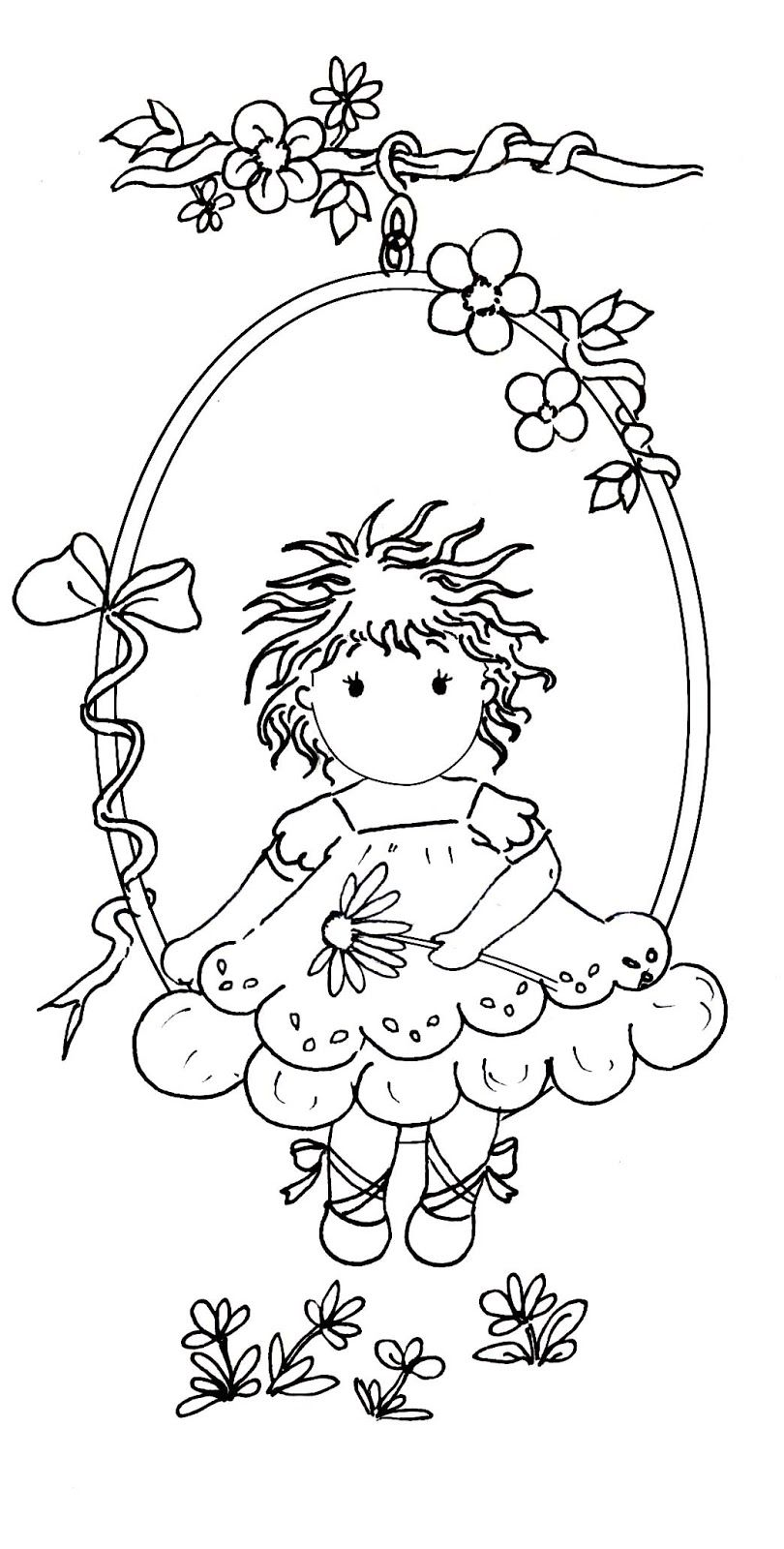 printable stamp coloring pages - photo#18