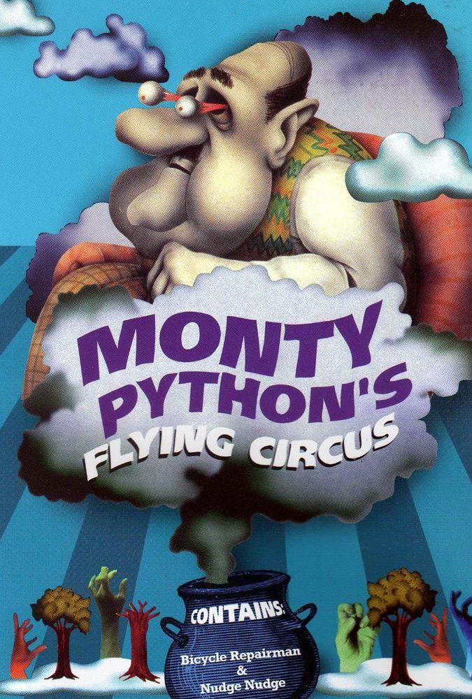 Monty Pythonin lentävä sirkus (1969-1974)