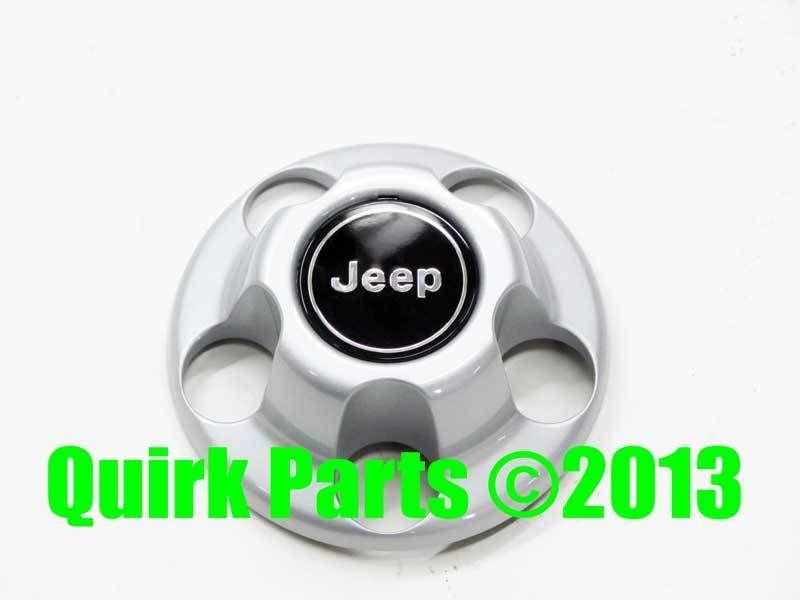 Jeep Cherokee Sport BASE & Grand Cherokee Wrangler Base Center Hub Cap MOPAR OEM #Mopar