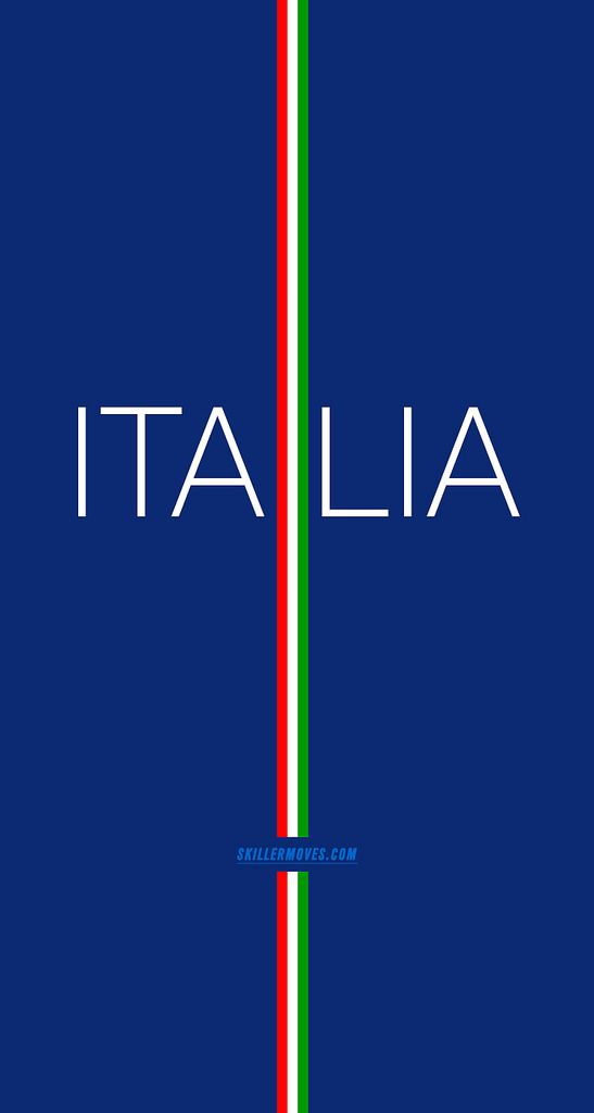 Italy Phone Wallpaper Football Wallpaper Italy National Football Team