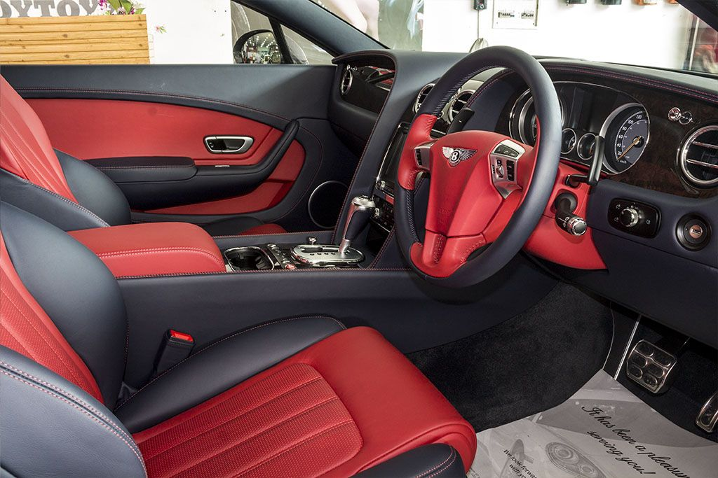 bentley continental gt india at magus cars bentley continental gt 2011 red and black custom. Black Bedroom Furniture Sets. Home Design Ideas