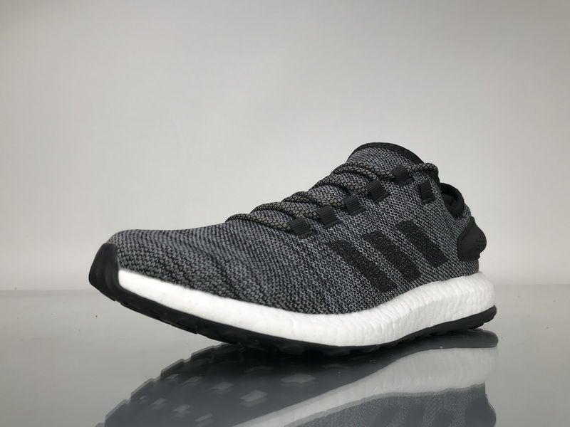 """567a27a9ab0d2 Adidas Pure Boost """"Dark Grey"""" S80787 Men Sneaker for Sale2"""