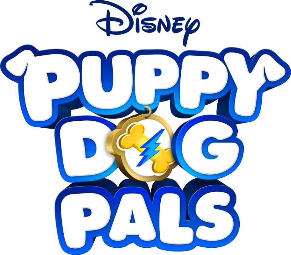 Puppy Dog Pals The Cutest New Show On Disney It S Pugtastic Puppydogpalsevent Disney Junior Dogs Puppies Puppies