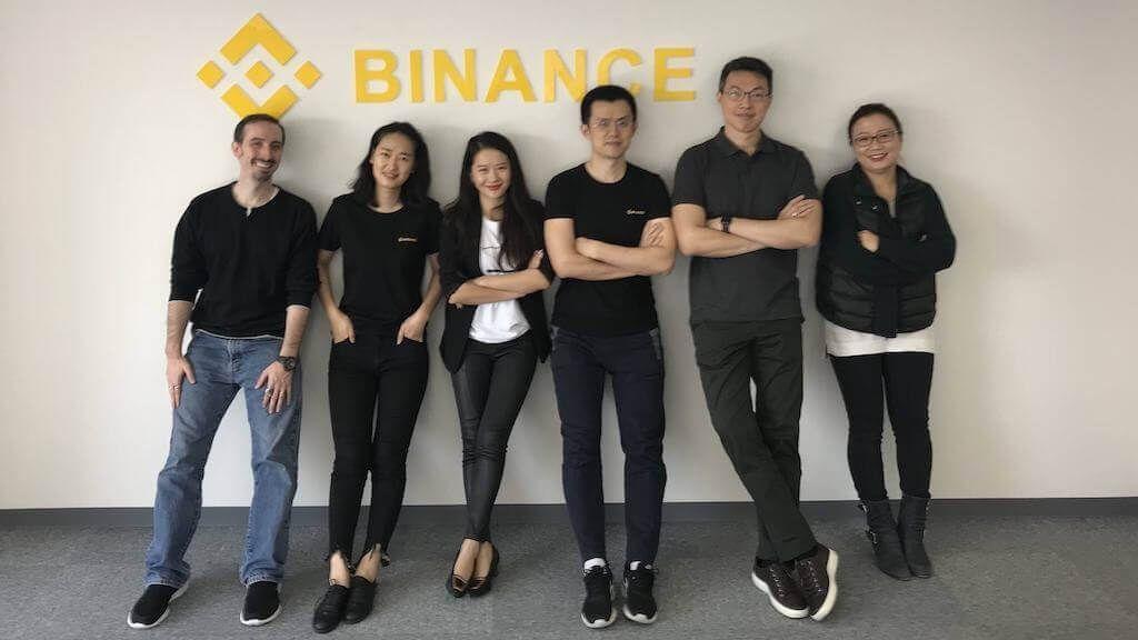 новые листинги криптовалют на Binance