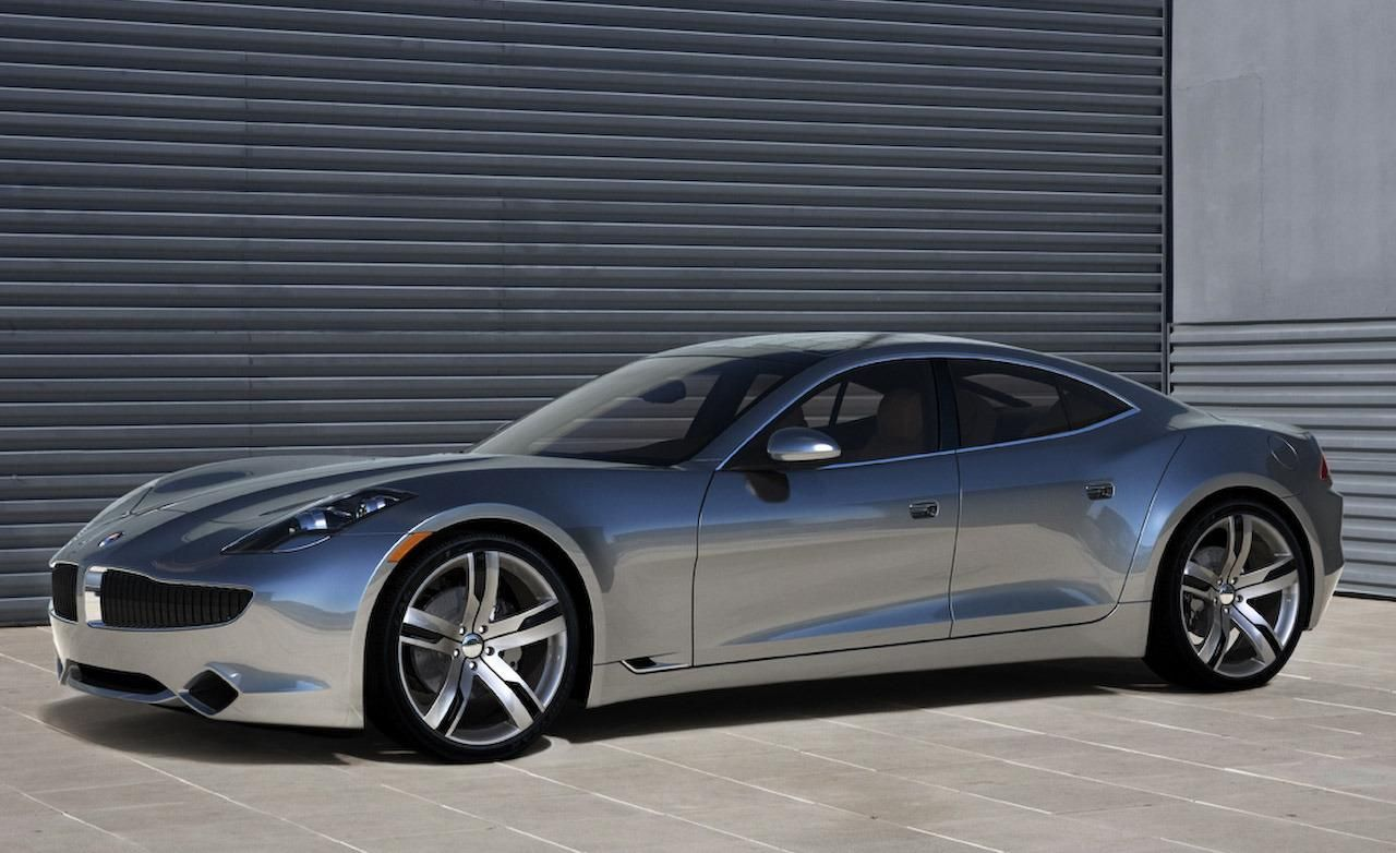 When we went out for a test drive in the Fisker Karma last year, we ...